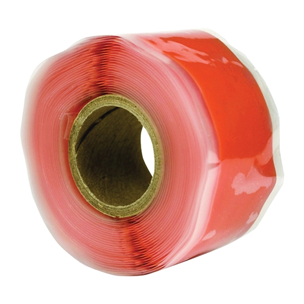 Picture of HARBOR PRODUCTS RT1000201208USC08 Pipe Repair Tape, 12 ft L, 1 in W, Orange