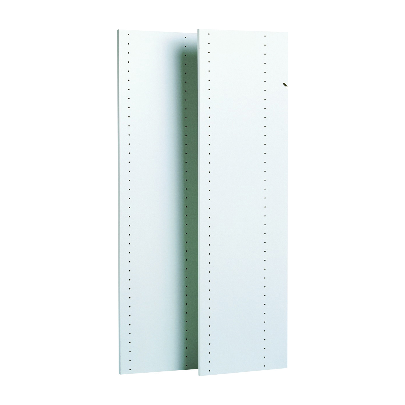 Picture of Easy Track RV1447 Closet Panel, 48 in L, 5/8 in W, Particleboard, White
