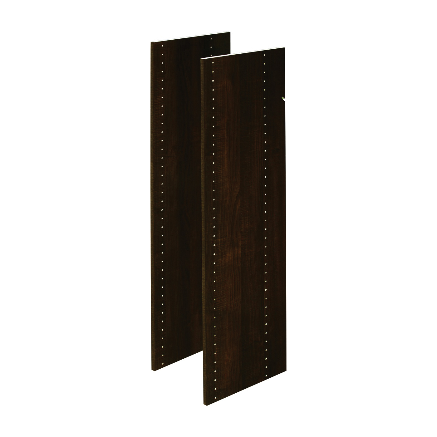 Picture of Easy Track RV1447-T Closet Panel, 48 in L, 5/8 in W, Particleboard, Classic Truffle