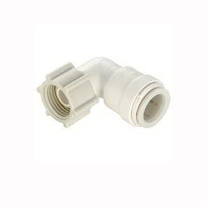 Picture of Watts 3520-1013/P-639 Swivel Elbow, 1/2 in, 3/4 in, 90 deg, Off-White