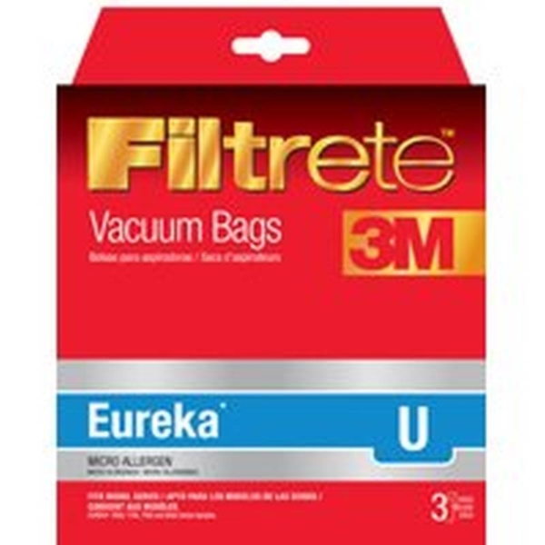 Picture of Filtrete 67701A-6 Vacuum Cleaner Bag