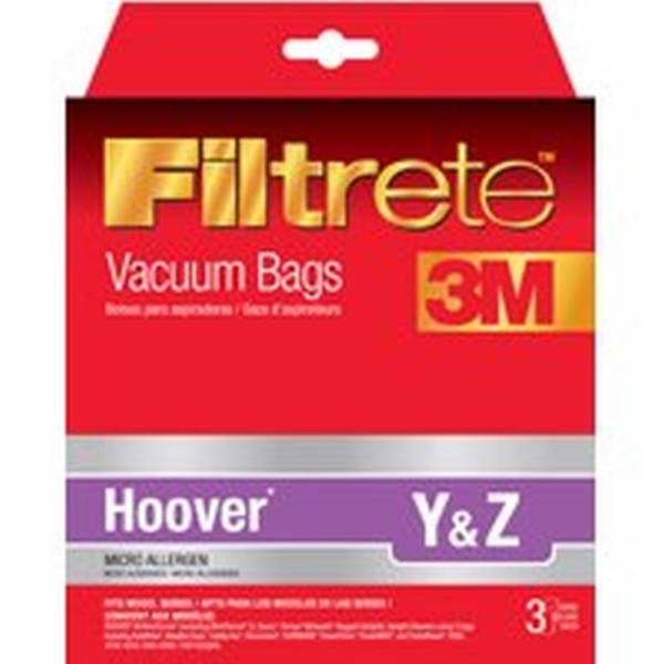 Picture of Filtrete 64702A-6 Vacuum Cleaner Bag