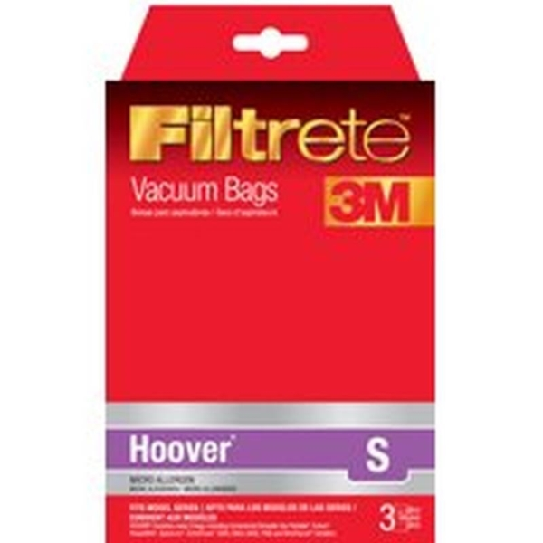 Picture of Filtrete 64705A-6 Vacuum Cleaner Bag