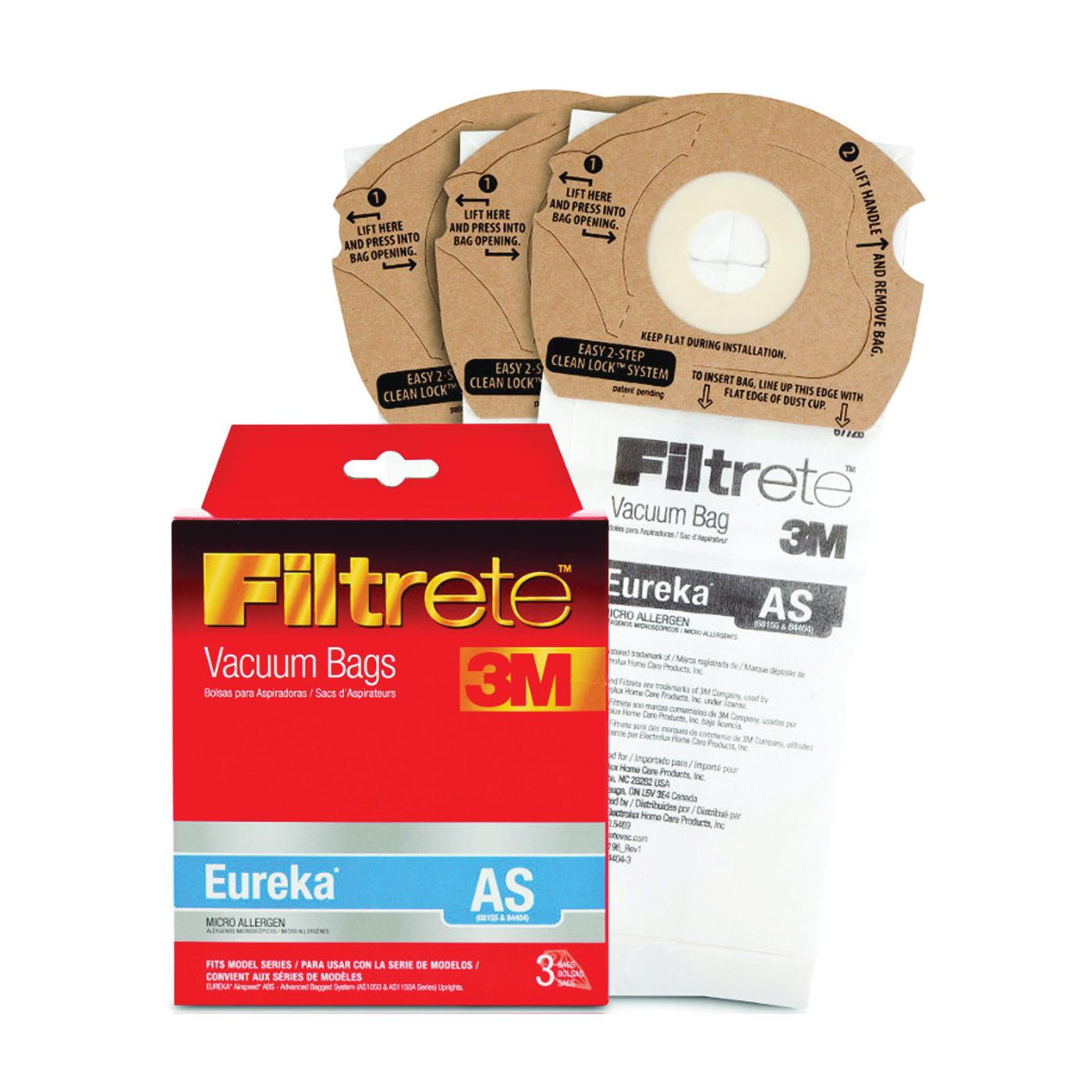 Picture of Filtrete 67726-6 Vacuum Cleaner Bag