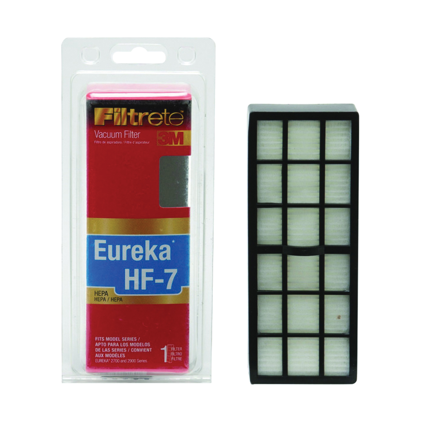 Picture of Filtrete 67807A-4 Vacuum Cleaner Filter