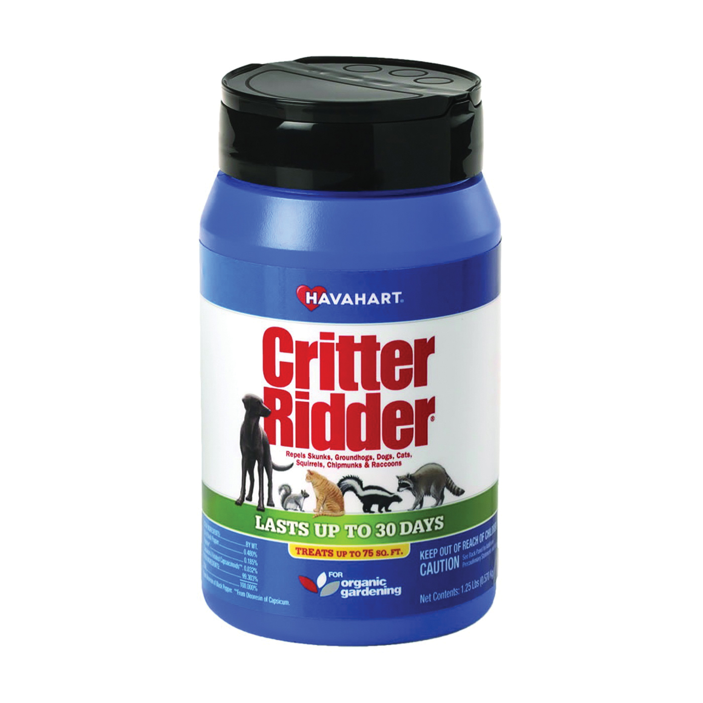 Picture of Havahart Critter Ridder 3141 Animal Repellent