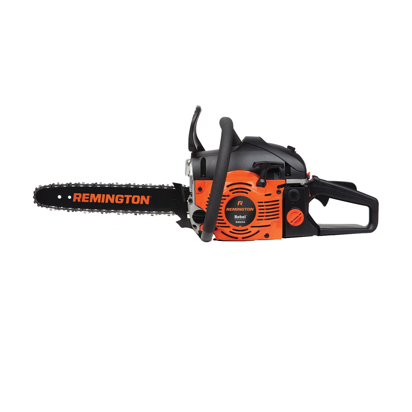 Picture of Remington 41AY469S983 Chainsaw, Gas, 46 cc Engine Displacement, 18 in L Bar/Chain, Cushion-Grip Handle