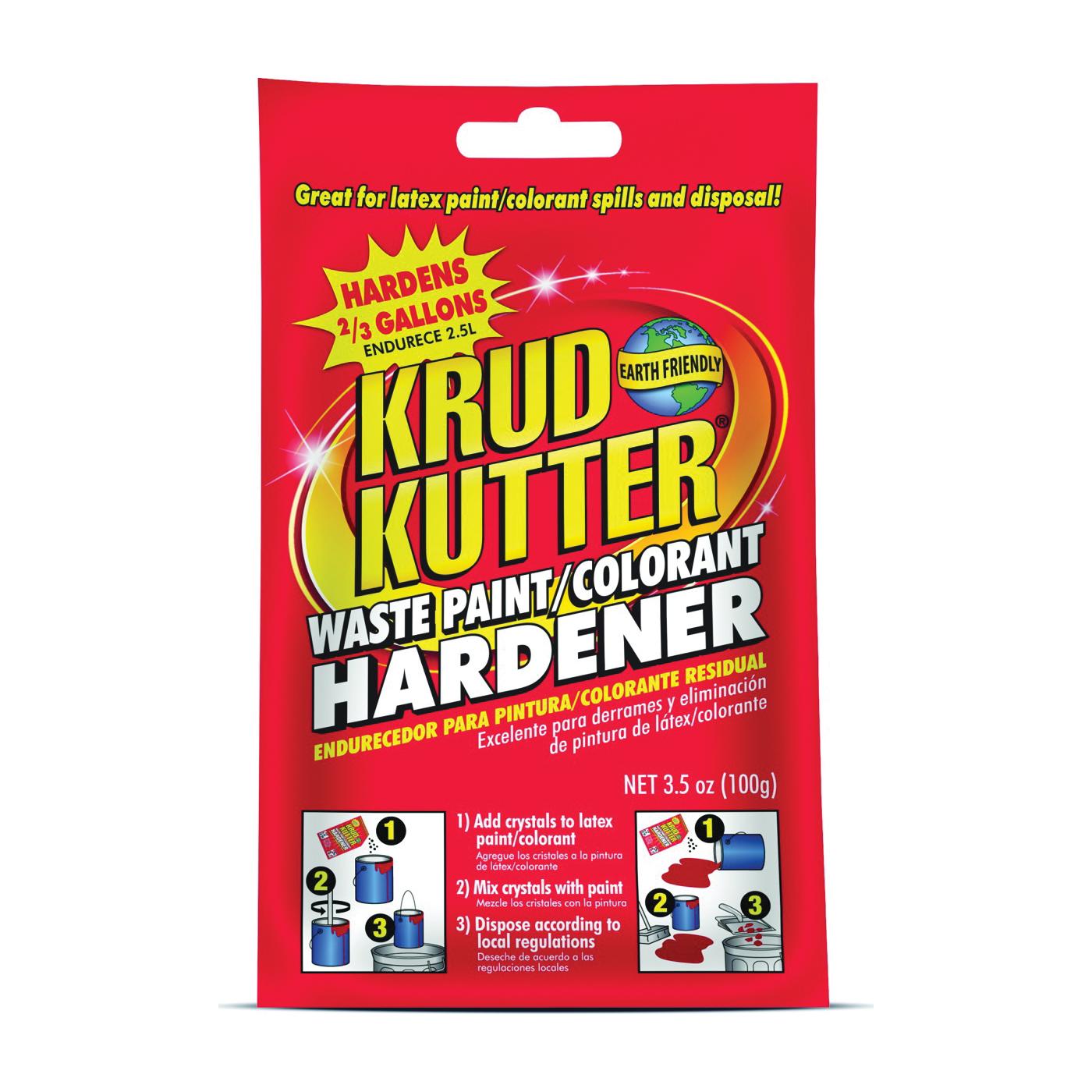 Picture of KRUD KUTTER PH3512 Waste Paint Hardener, Solid, Mild, Clear, 3.5 oz, Bag