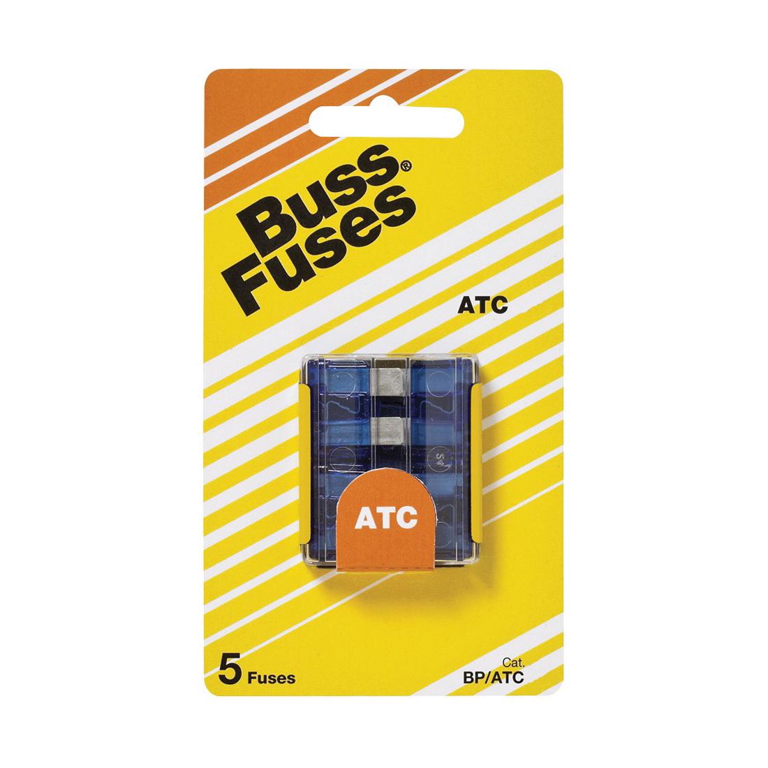 Picture of Bussmann BP/ATC-40-RP Blade Fuse, 32 VDC, 40 A, 1 kA Interrupt
