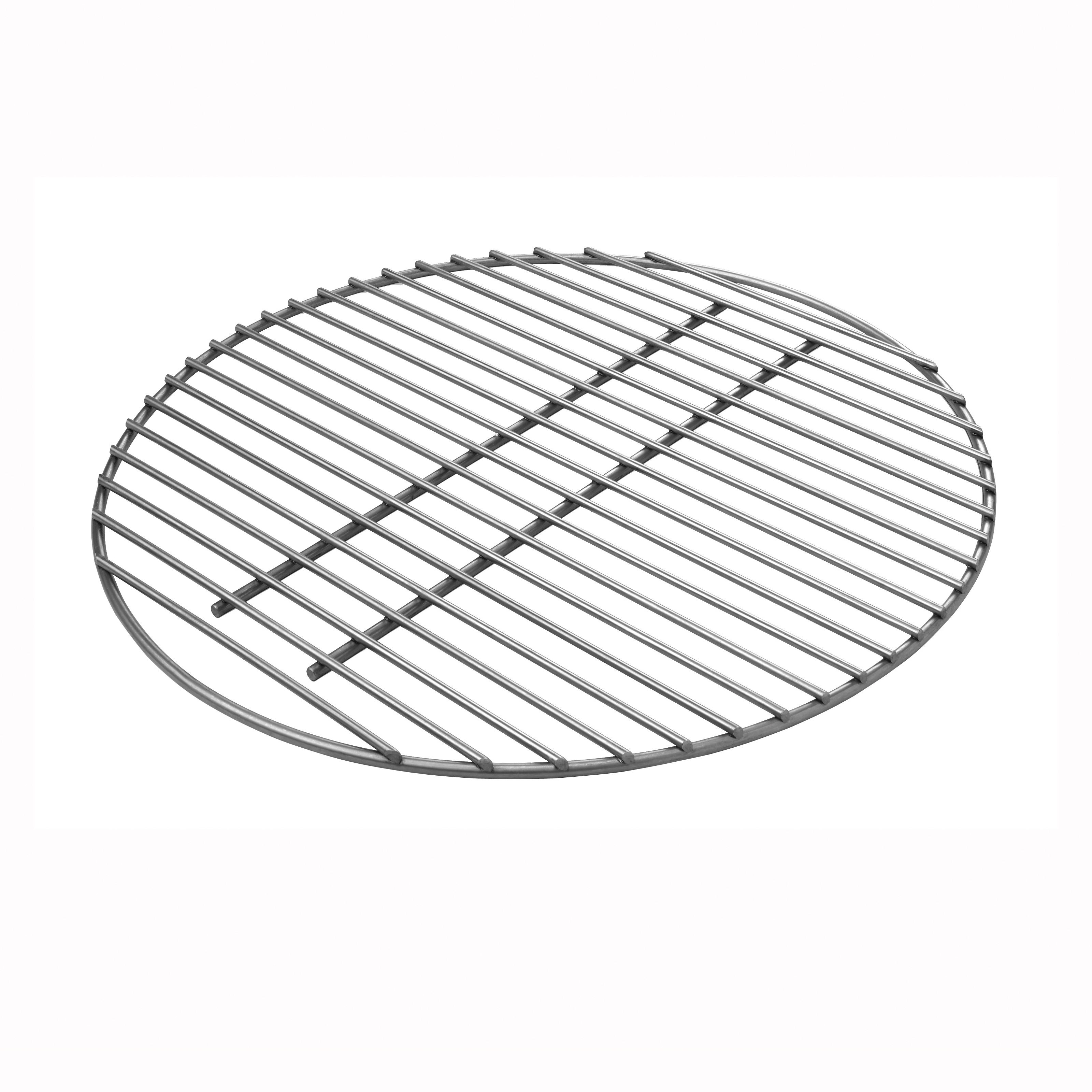 Picture of Weber 7441 Charcoal Grate, 43.18 in L, 43.18 in W, Steel, Plated
