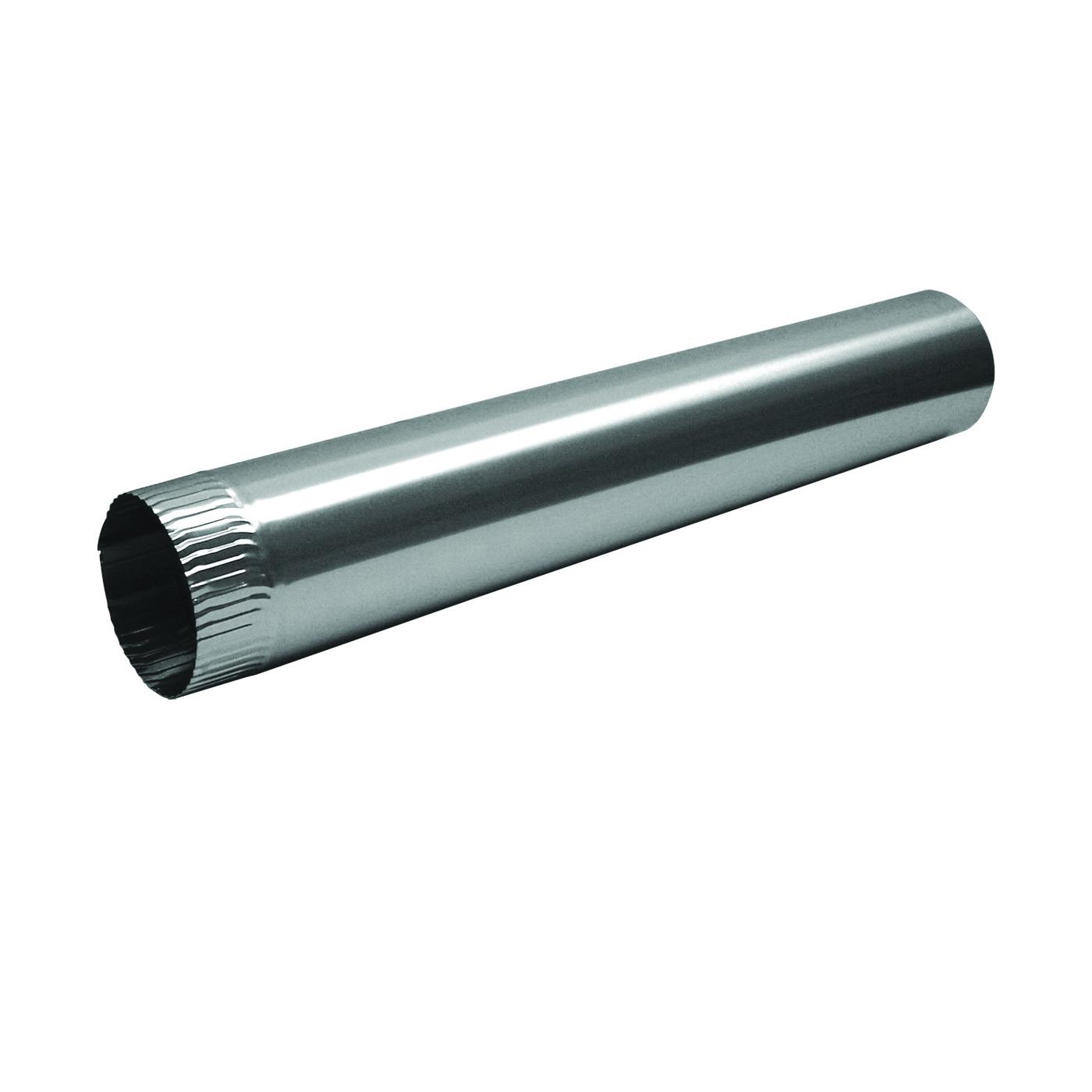 Picture of Lambro 228 Dryer Vent Pipe, Aluminum