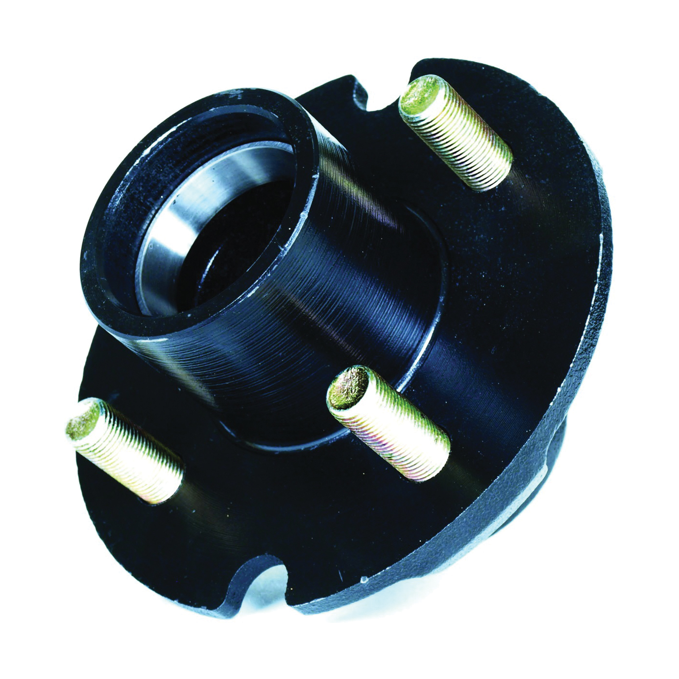 Picture of MARTIN WHEEL H4-C-PB-B Trailer Hub, 1250 lb Withstand, 4 -Bolt, 4 x 4 in Dia Bolt Circle