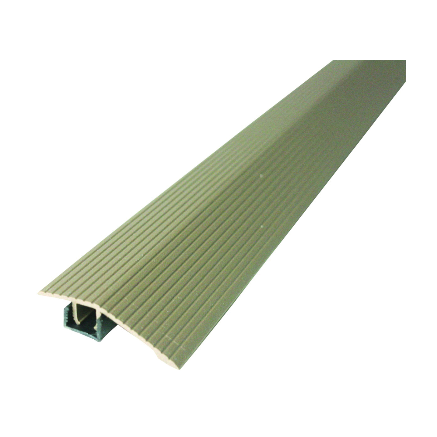Picture of M-D 43319 Seam Binder, 36 in L, 1-13/16 in W, Fluted Surface, Metal, Spice