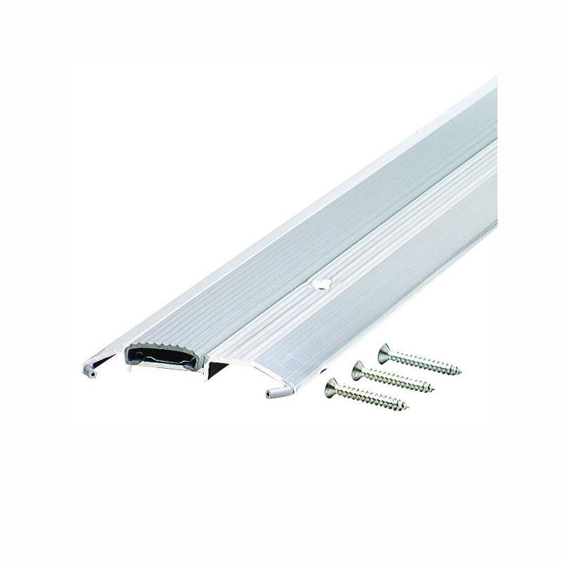 Picture of M-D 08102 Low Threshold, 36 in L, 3-3/4 in W, Aluminum, Aluminum