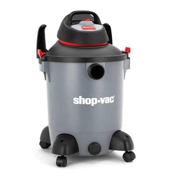 Picture of Shop-Vac 5982100 Wet/Dry Vacuum, 10 gal Vacuum, Cartridge Filter, 5 hp, 120 V