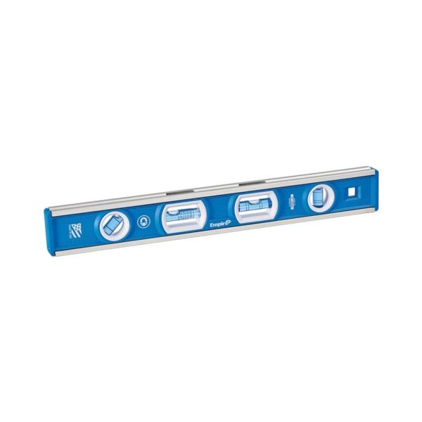 Picture of Empire em81.12 Tool Box Level, 12 in L, 4 -Vial, Magnetic, Aluminum