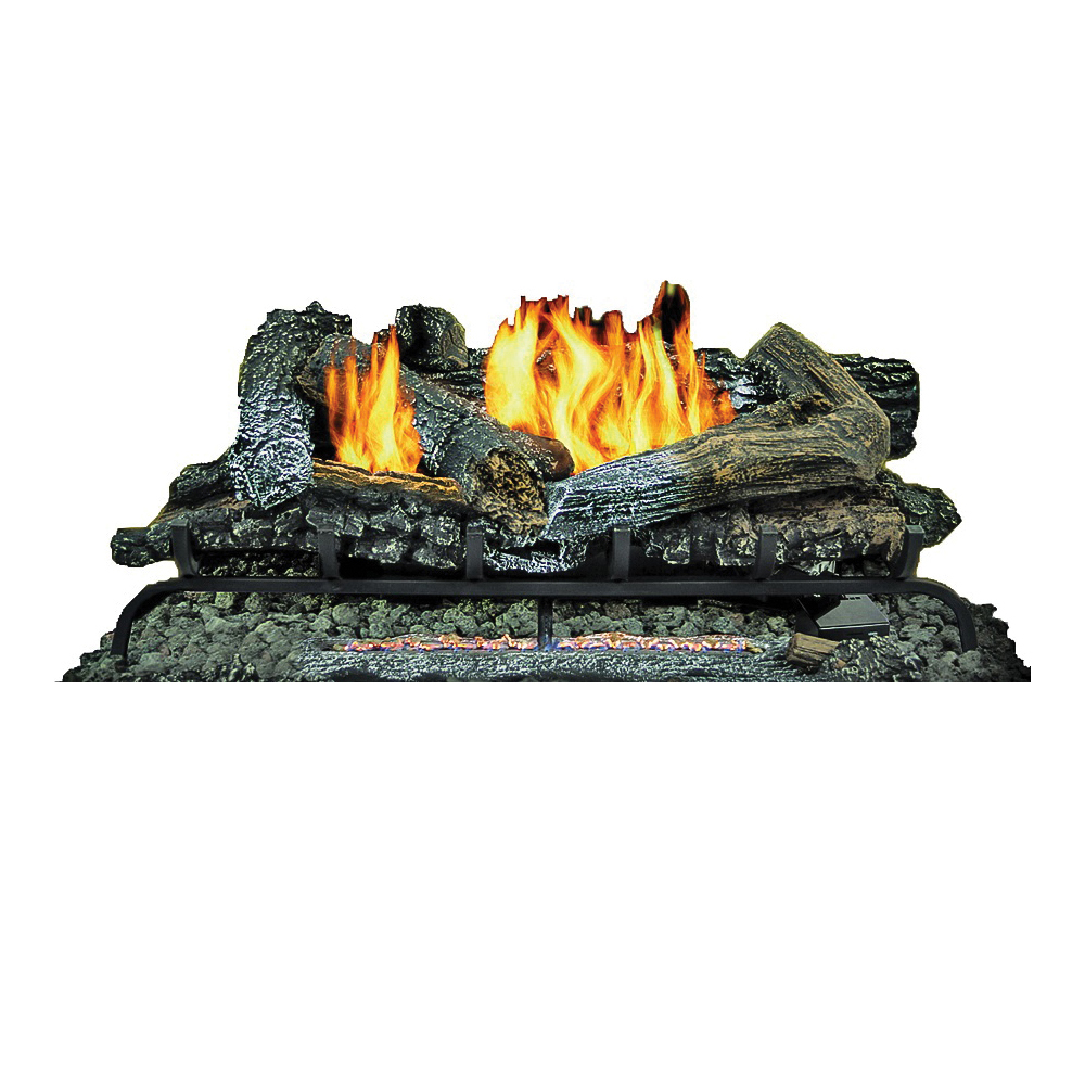 Picture of Kozy World GLD2465R Gas Log Set, 13 in L, 24 in W