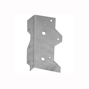 Picture of MiTek AC5-TZ Framing Angle, 1-5/16 in W, 2-3/8 in D, 4-7/8 in H, Steel, Zinc