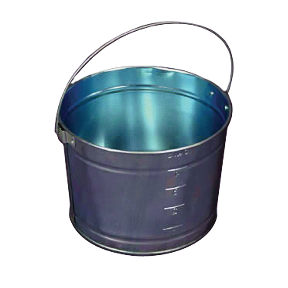 Picture of Behrens B325 Paint Pail, 2.5 qt Capacity, Steel, Galvanized