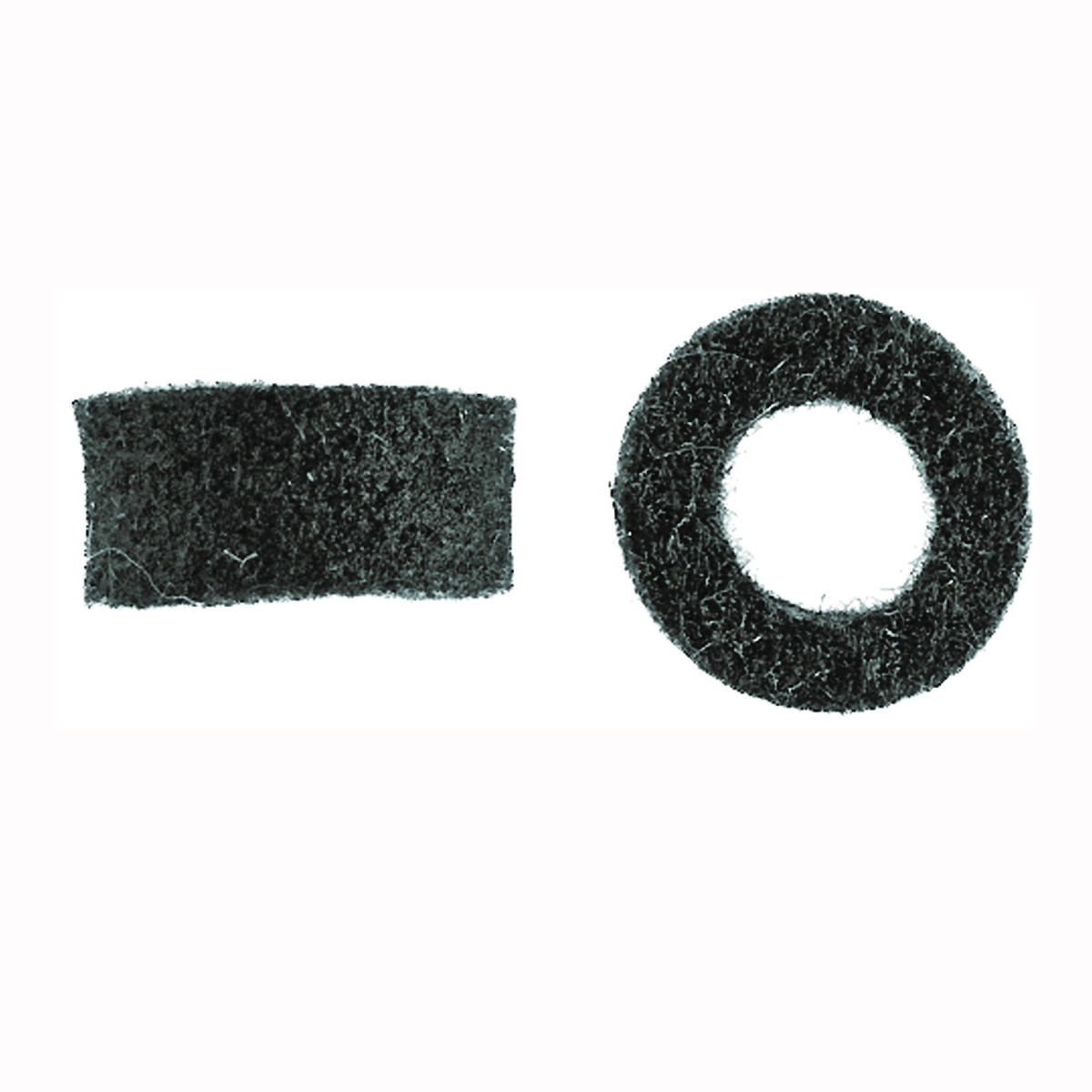 Picture of Danco 35231C Bonnet Packing, #95, 3/8 in ID x 11/16 in OD Dia, 5/16 in Thick, Felt Cloth