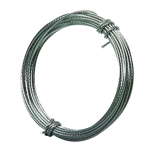 Picture of OOK 50111 Picture Hanging Wire, 9 ft L, DuraSteel, 10 lb