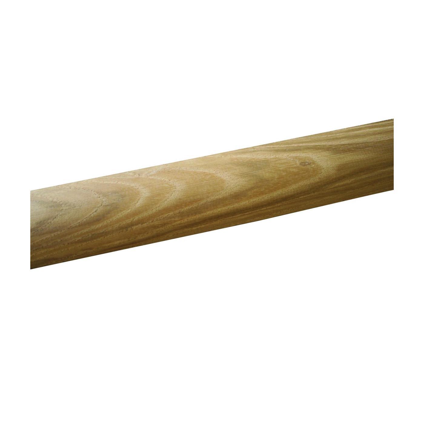 Picture of M-D 48937 Seam Binder, 72 in L, 2 in W, Hardwood, Natural Oak