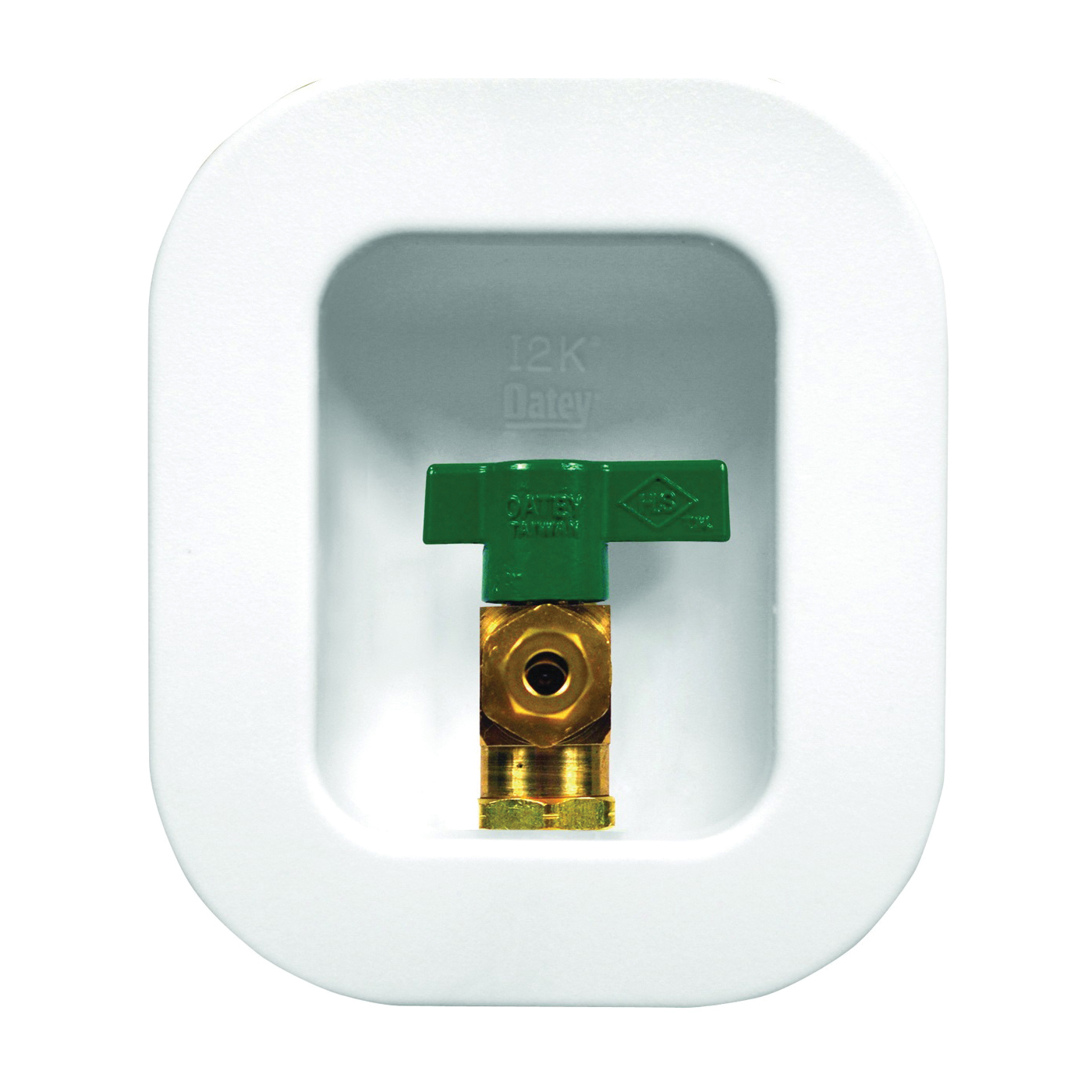 Picture of Oatey 39114 Ice Maker Outlet Box, Polystyrene