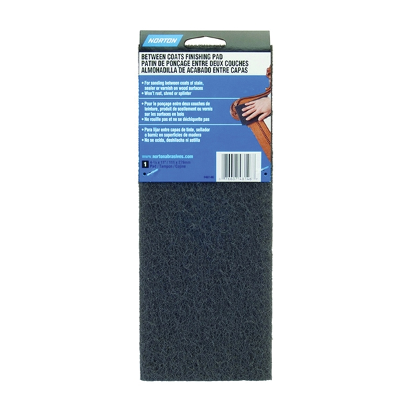 Picture of NORTON 48146 Hand Pad, 11 in L, 4-3/8 in W