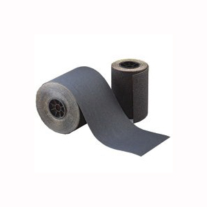 Picture of NORTON 23042 Floor Sanding Roll, 8 in W, 50 yd L, 120 Grit, Medium, Silicone Carbide Abrasive, E-Wt Paper Backing