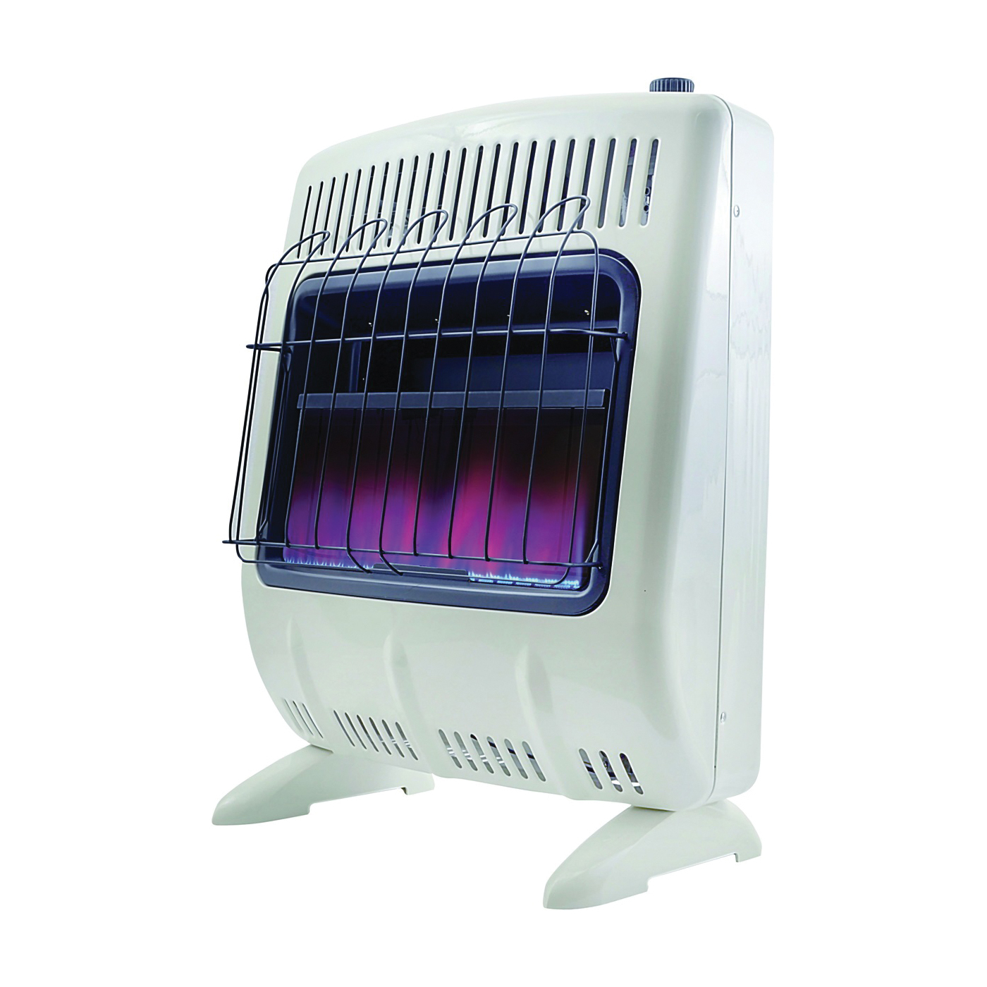 Picture of Mr. Heater F299721 Vent-Free Blue Flame Gas Heater, Natural Gas, 20000 Btu, 500 sq-ft Heating Area