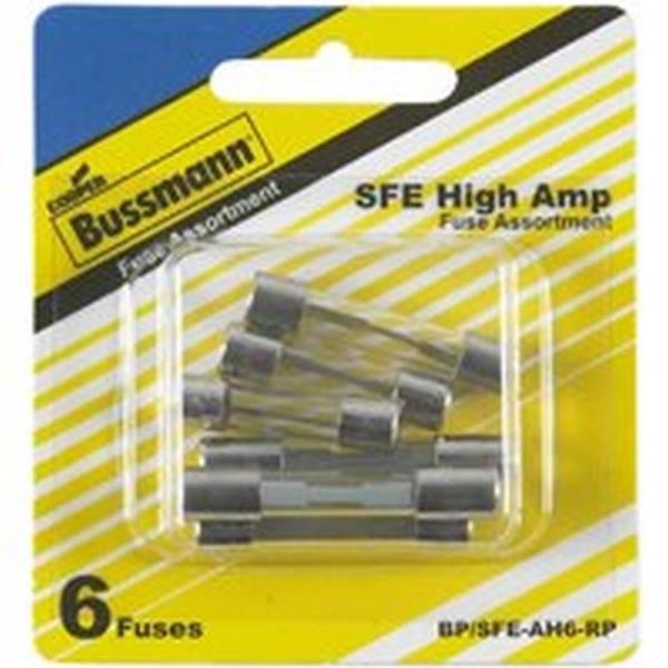 Picture of Bussmann BP/SFE-AH6-RP Fuse Kit, 32 V, 14/30 A