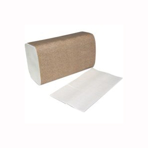 Picture of NORTH AMERICAN PAPER 904406 Paper Towel, 10-1/4 in L, 9-1/8 in W, 1 -Ply
