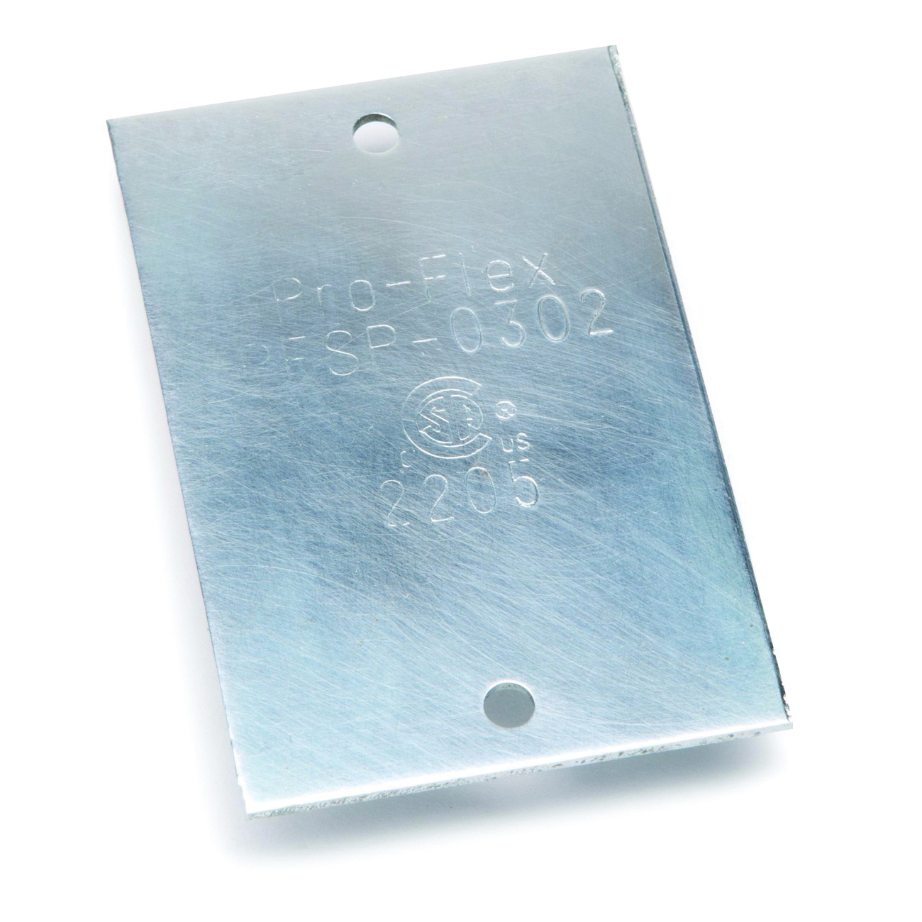 Picture of PRO-FLEX PFSP-0302 Striker Plate, For: Pro-Flex CSST Flexible Gas Piping System