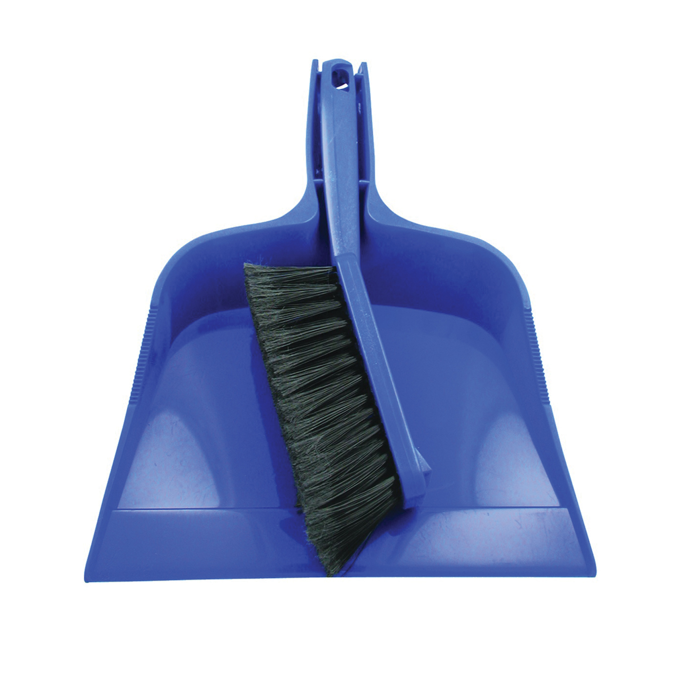 Picture of Quickie 402 Dustpan and Brush Set, 12.02 in L, 10.32 in W, Plastic/Poly Fiber