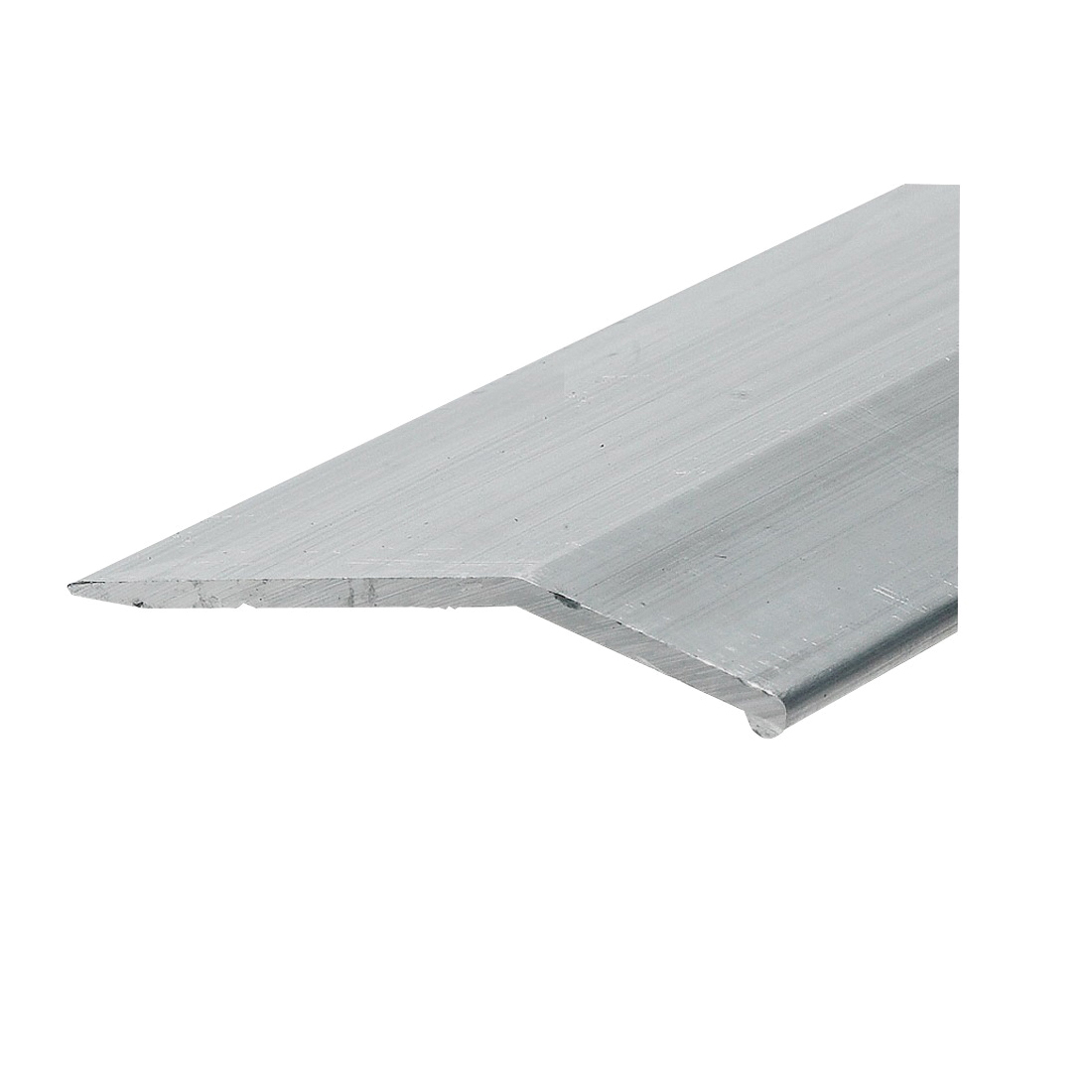 Picture of Frost King H591P/3 Carpet Bar, 3 ft L, 1-3/8 in W, Smooth Surface, Aluminum, Silver