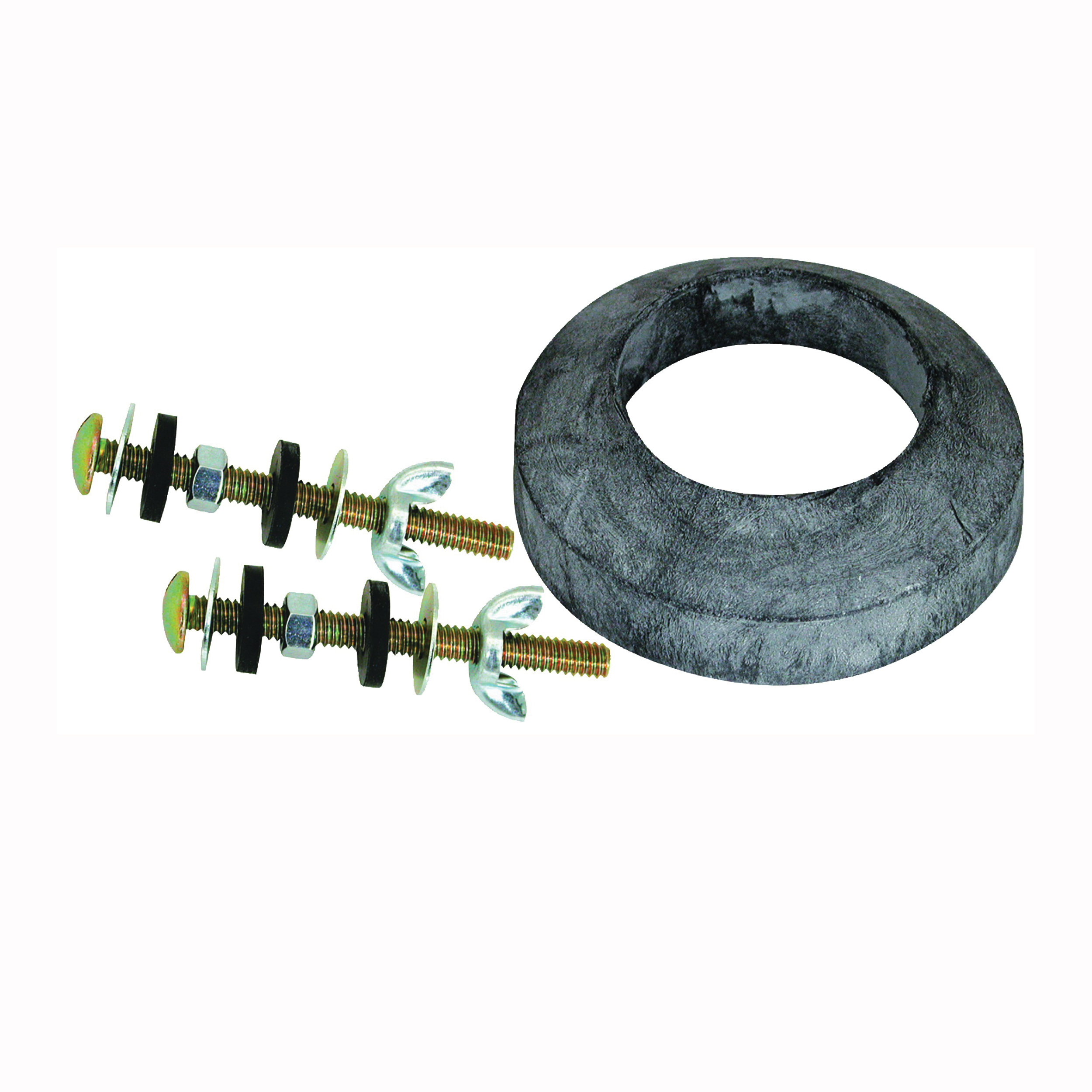 Picture of Danco 88191 Tank-to-Bowl Toilet Repair Kit, Rubber/Steel, For: American Standard/Plebe Models