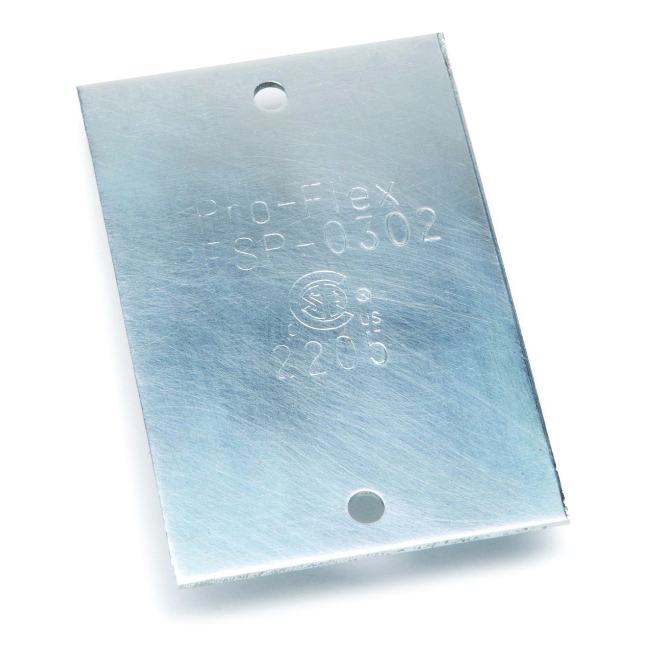 Picture of PRO-FLEX PFSP-0307 Striker Plate, For: Pro-Flex CSST Flexible Gas Piping System