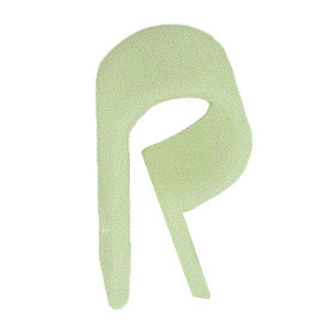 Picture of Jandorf 61469 Cable Clamp, Nylon, Natural