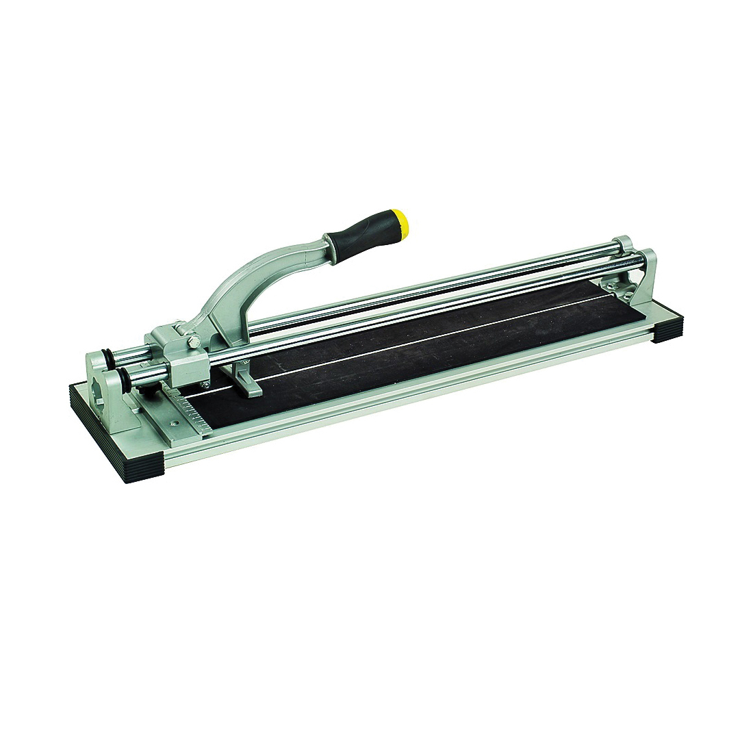 Picture of M-D 49047 Tile Cutter, 20 in Cutting Capacity, Cut Material: Steel, Black/Yellow