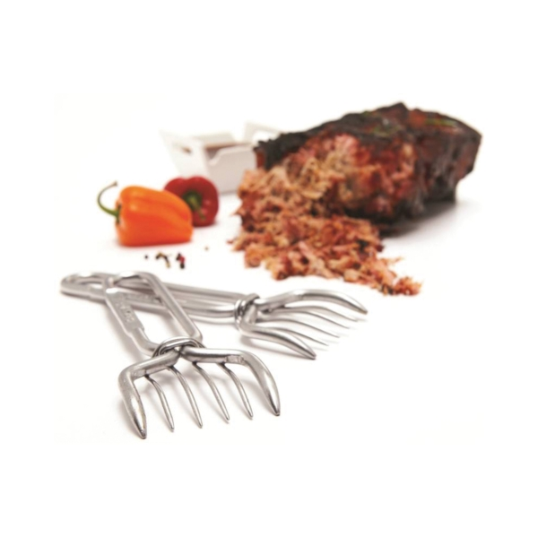 Picture of Broil King 64070 Pork Claw, Stainless Steel, Silver