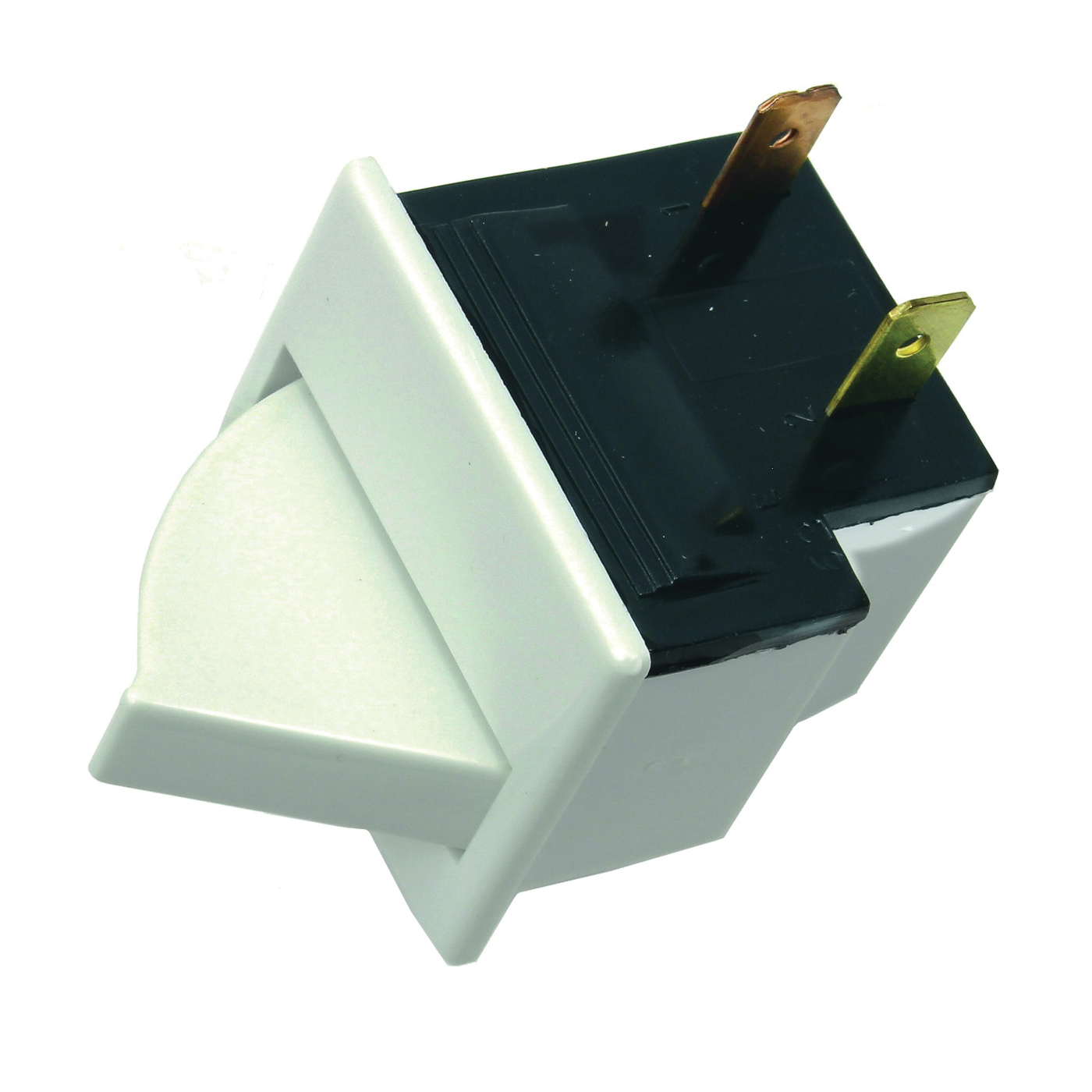 Picture of Jandorf 61008 Rocker Switch, 5 A, 250 V, SPST, Tab Terminal