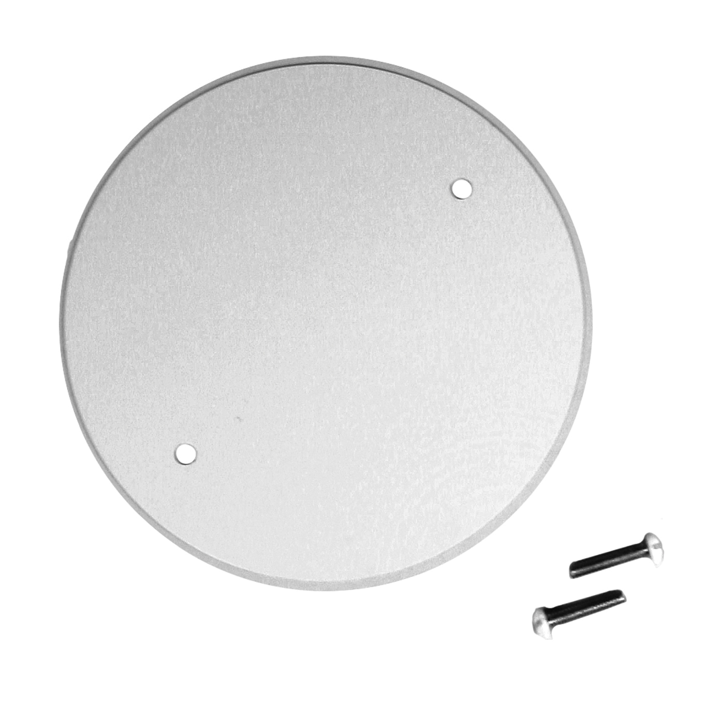 Picture of Jandorf 60220 Blank-Up Kit, Ceiling, White, For: Outlet Box After Removal of an Existing Fixture