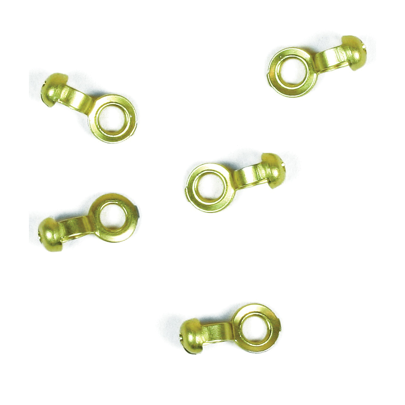 Picture of Jandorf 60356 Pull Chain Coupling, #6 Chain, Brass