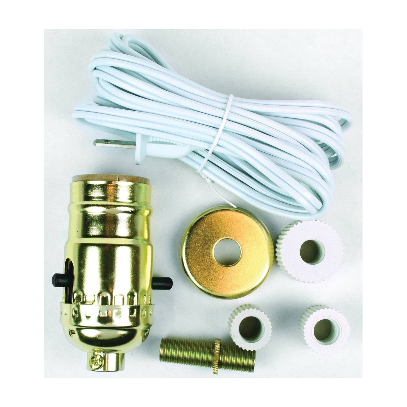 Picture of Jandorf 60131 Lamp Kit, Brass