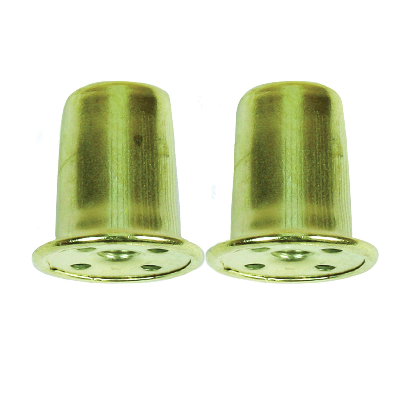 Picture of Jandorf 60109 Top Hat Finial, Brass