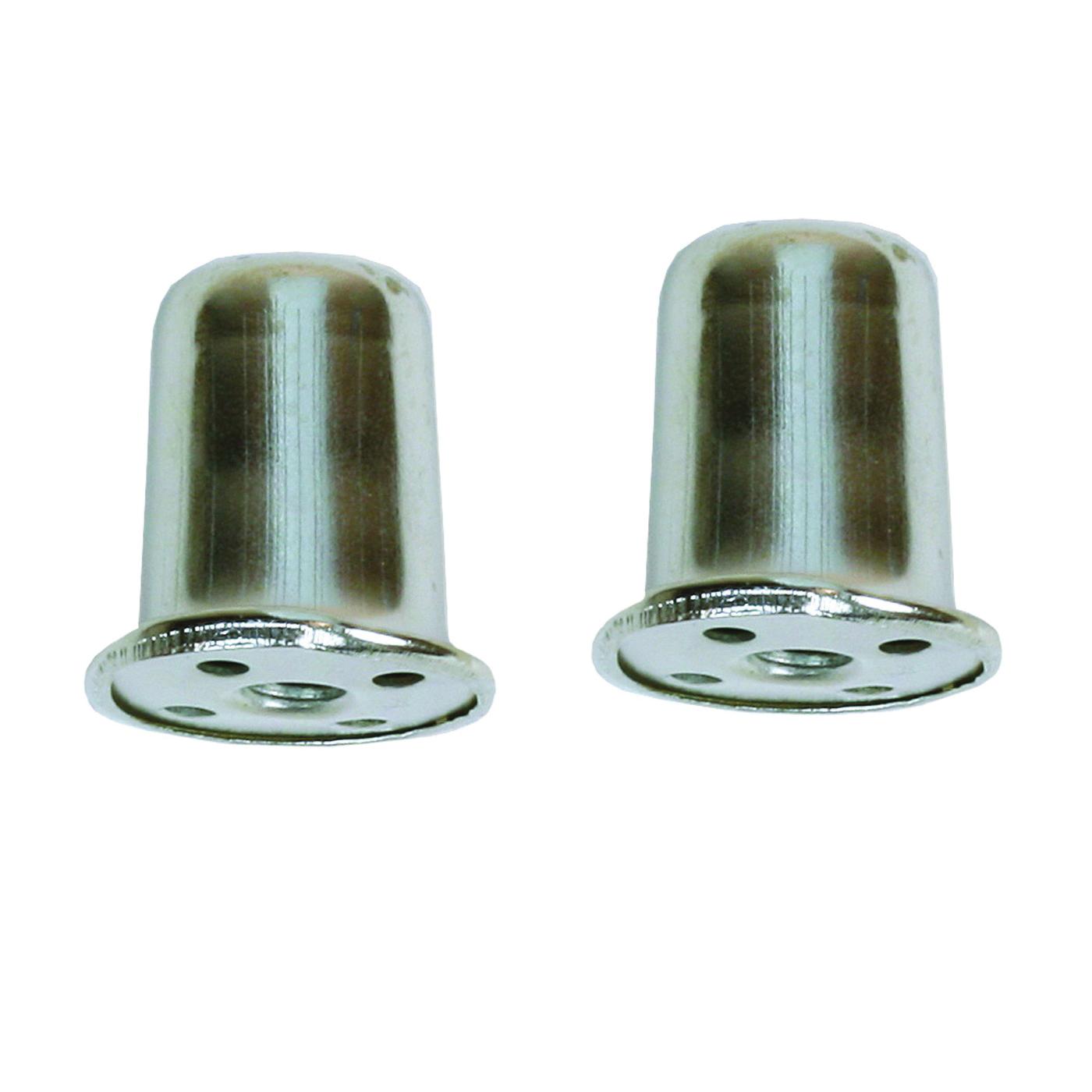 Picture of Jandorf 60110 Top Hat Finial, Nickel