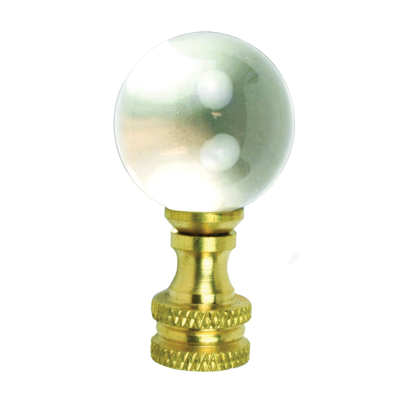 Picture of Jandorf 60112 Ball Finial, Glass