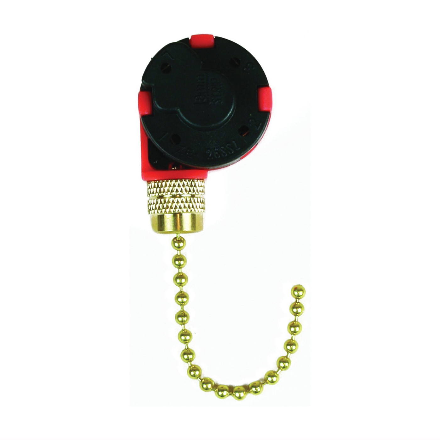 Picture of Jandorf 60303 Pull Chain Switch, 250 V, 3 A, Brass