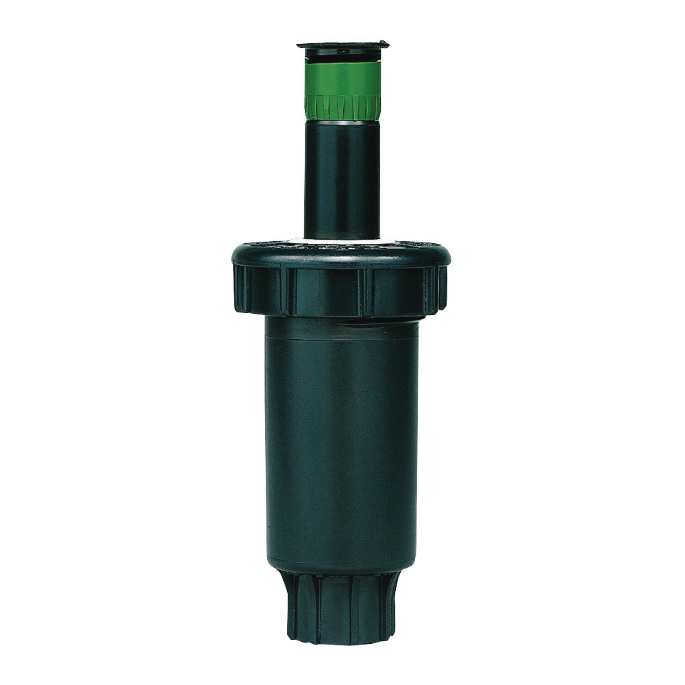 Picture of Orbit 54116L Sprinkler Head with Nozzle, 1/2 in Connection, FNPT, 15 ft, Plastic
