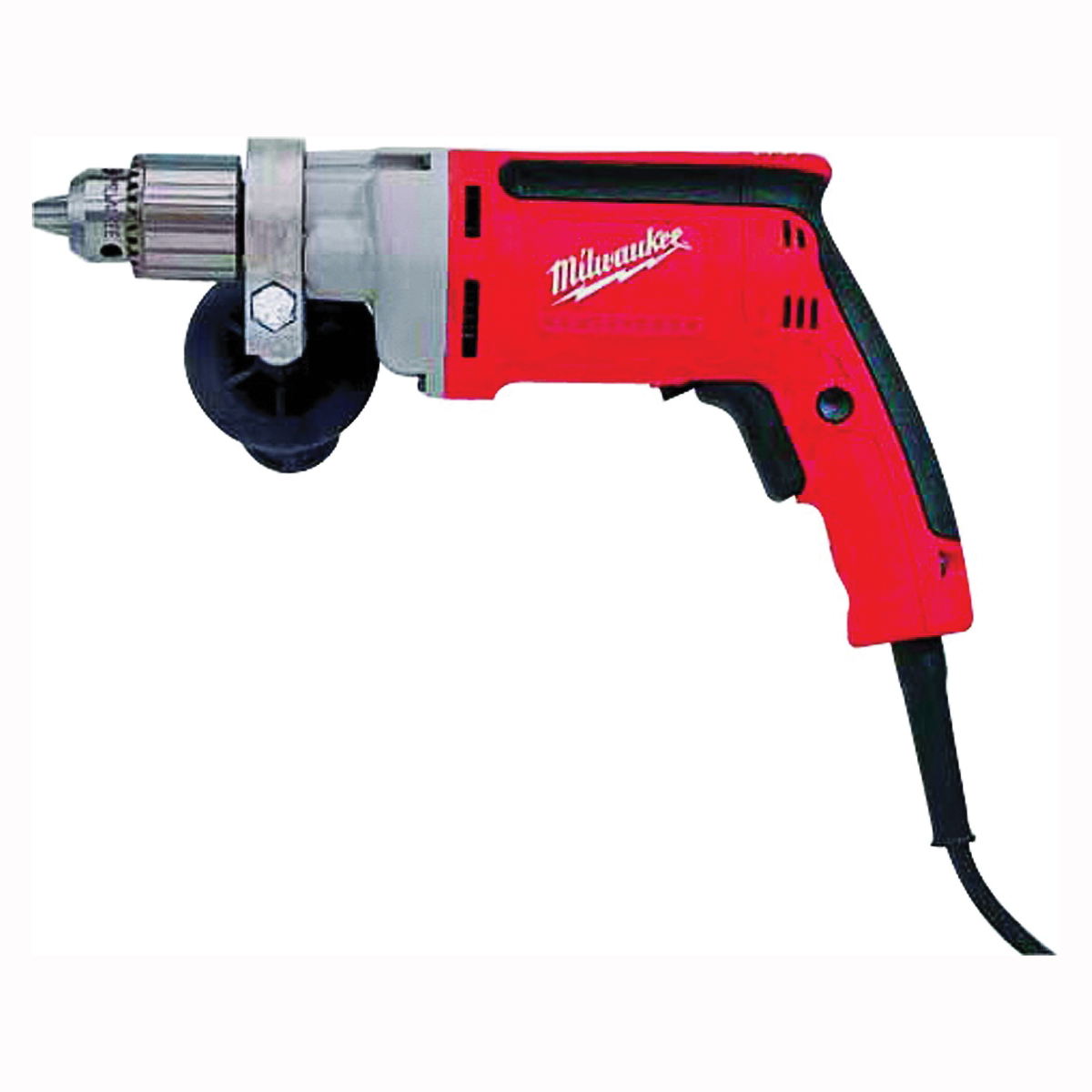 Picture of Milwaukee 0300-20 Electric Drill, 120 VAC, 1/2 in Chuck, Keyed Chuck, 0 to 850 rpm No Load